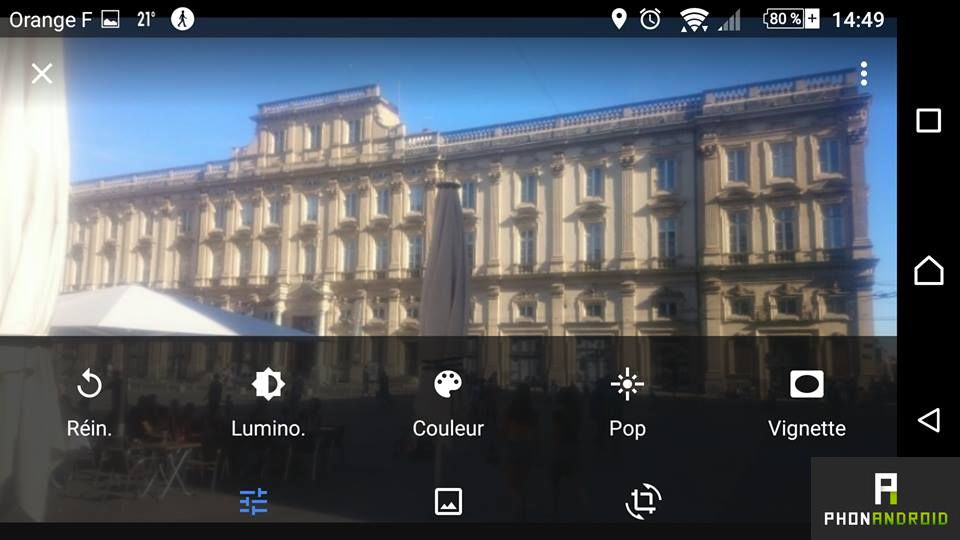 retoucher photo Android