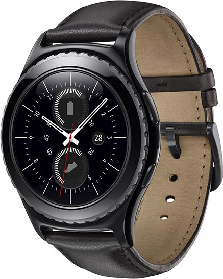 Samsung Gear S2 Classic boutons