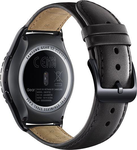 Samsung Gear S2 Classic dos