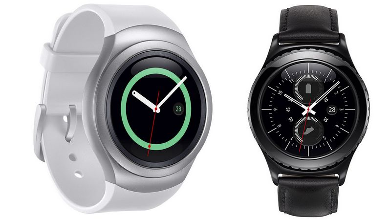 Samsung Gear S2 officielle