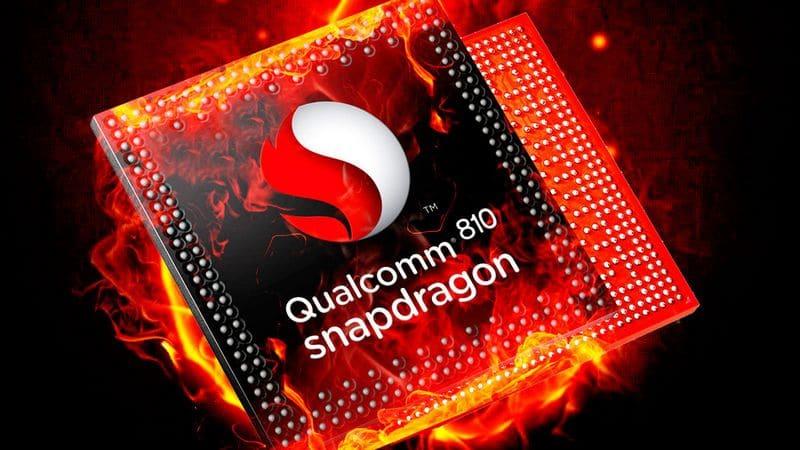 Snapdragon 810 autonomie