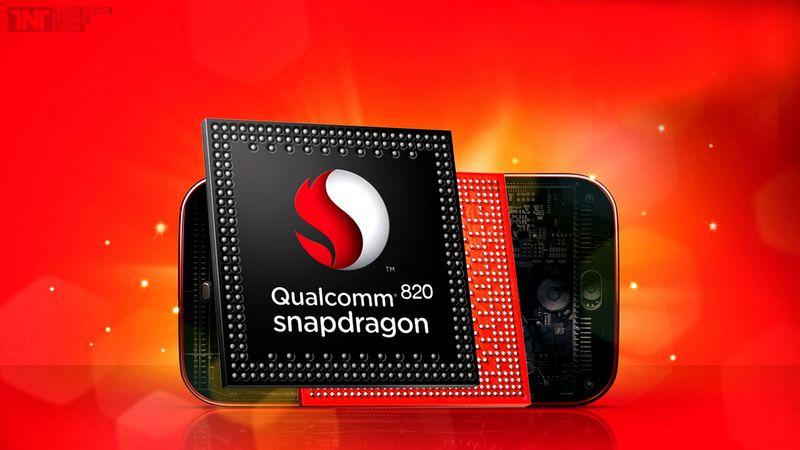 Qoalcomm Snapdragon 820