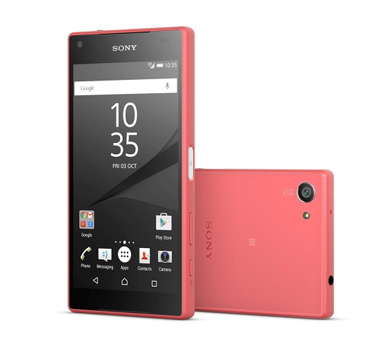 Sony Xperia Z5 Compact IFA 2015