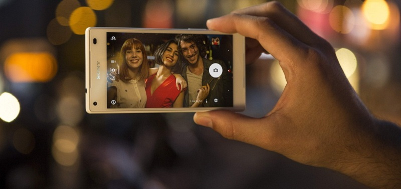 Sony Xperia Z5 Compact IFA 2015 photo