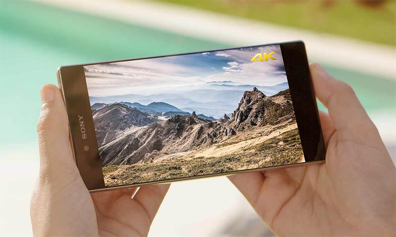 XPeria Z5 Premium 4K
