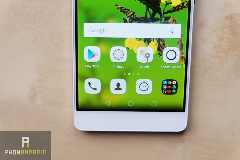 test honor 7 ecran full hd