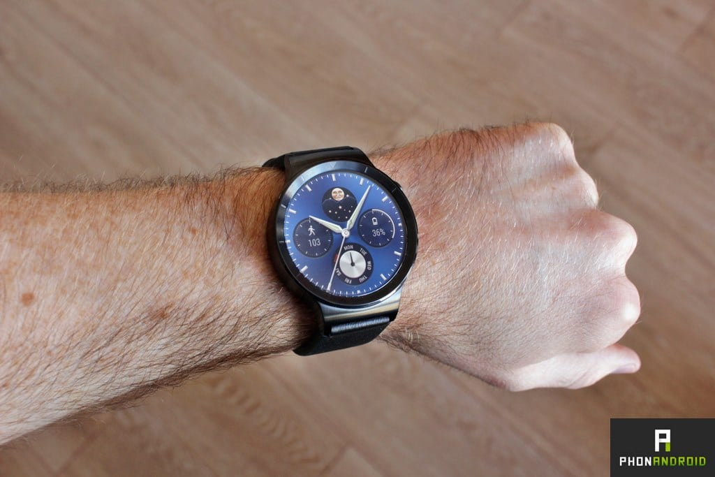 test huawei watch