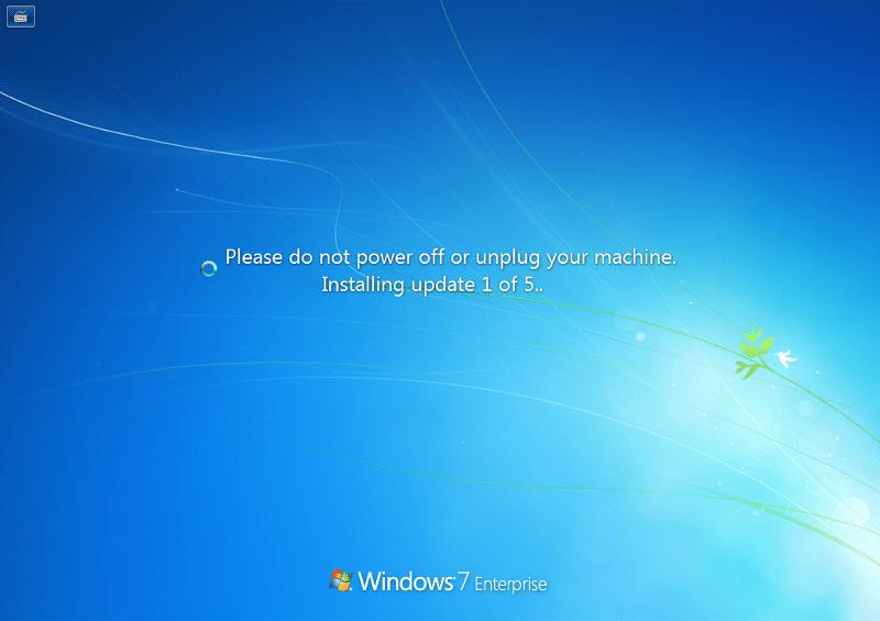 windows 10 mise à jour obligatoire