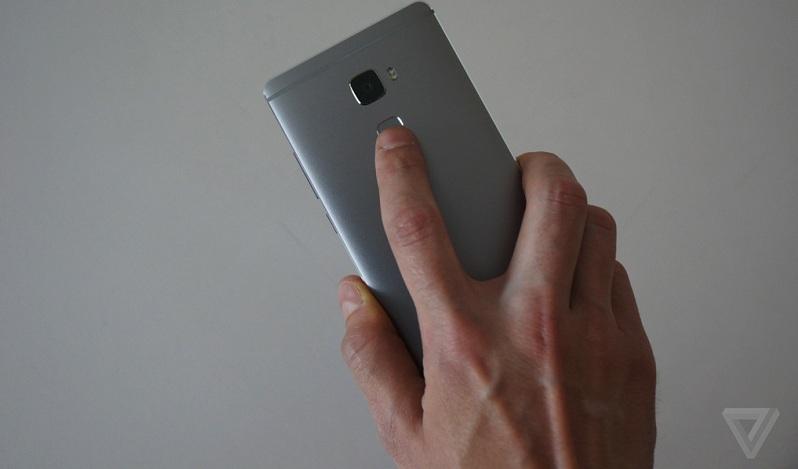 Huawei Mate S prise main IFA 1