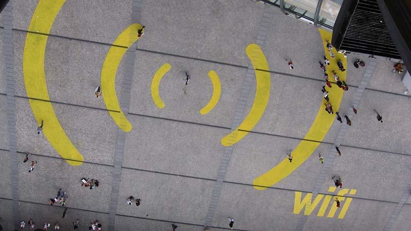 wifi public securite