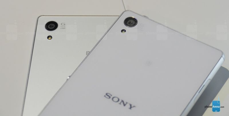 Sony Xperia Z5 vs Xperia Z3 camera