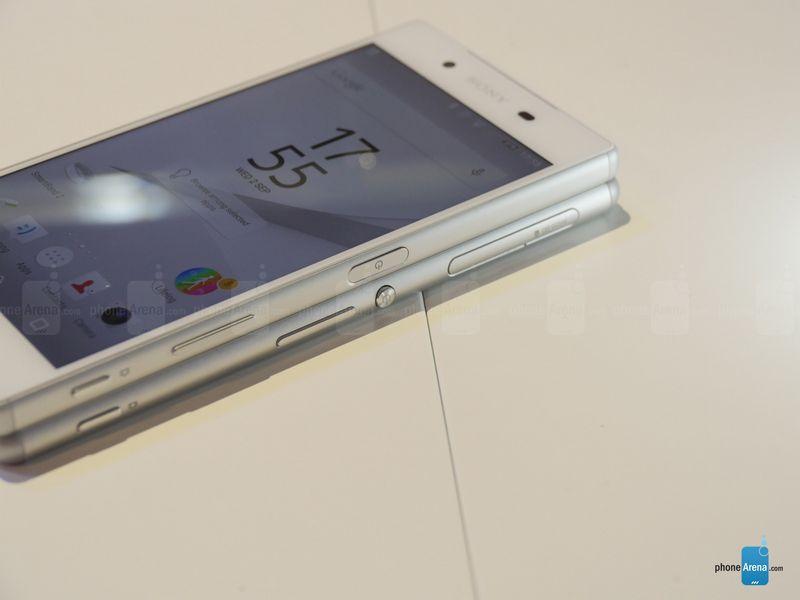 Sony Xperia Z5 vs Xperia Z3 tranche