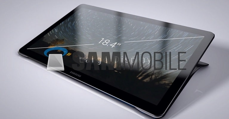 Samsung Galaxy View 4