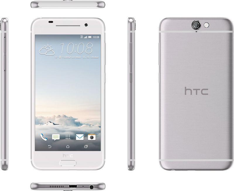 HTC One A9 blanc