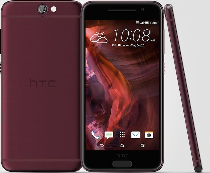 HTC One A9 grenat