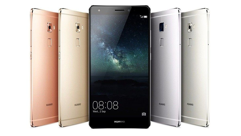 Huawei croissance record