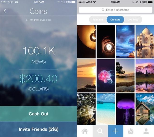 Klink app photos 2