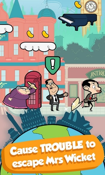 Mr Bean android 2