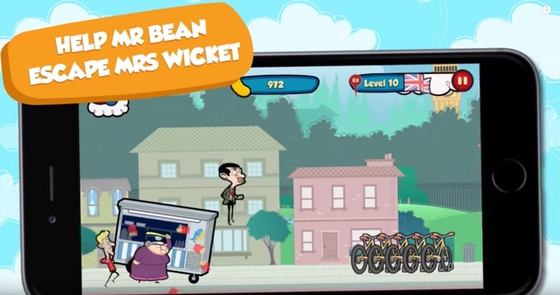 Mr.Bean-android-screen