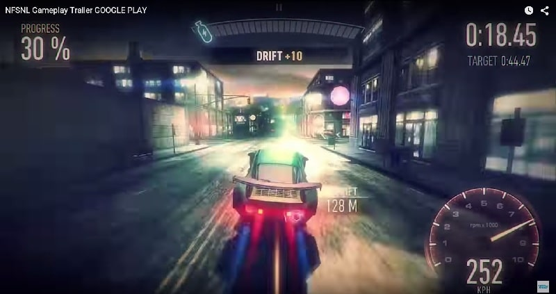 Need For Speed Android jeu