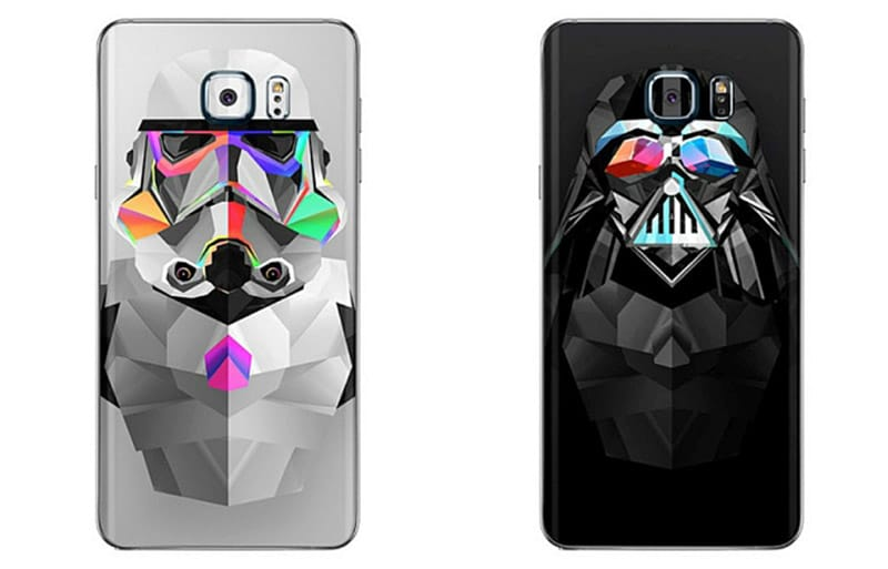 coques stickers star wars
