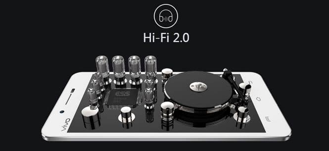 Vivo X5 Max audiophile