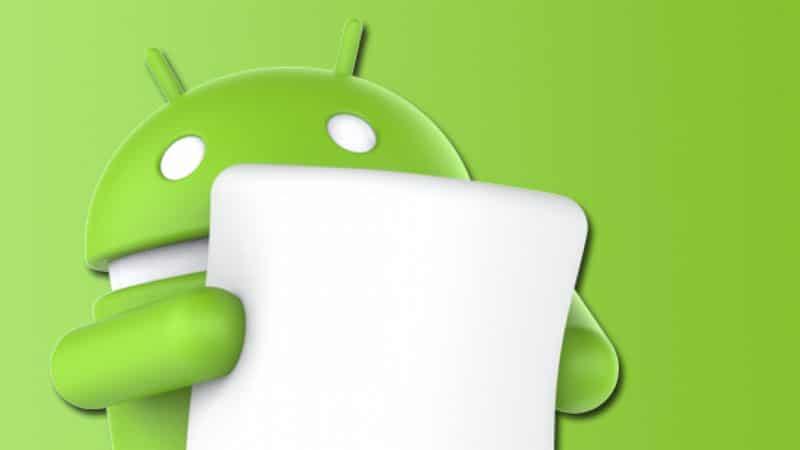 Android Marshmallow autonomie