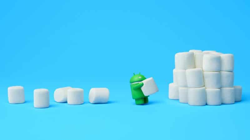 android marshmallow nouveautes