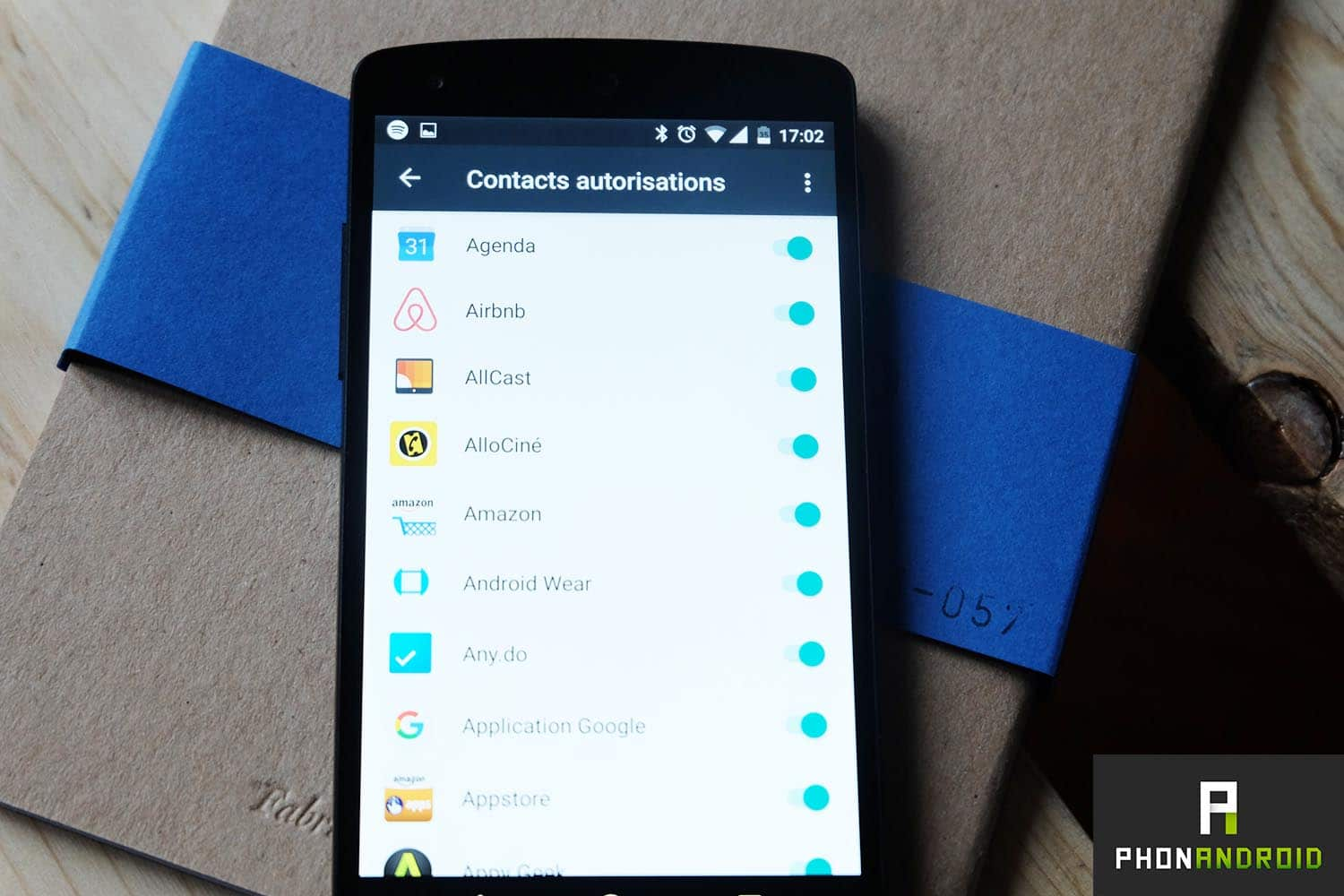 android marshmallow permissions applications