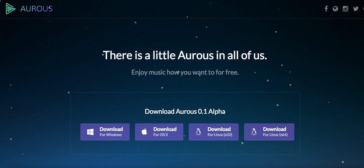 aurous logiciel
