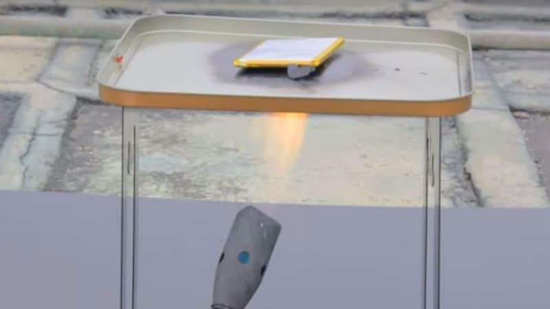 batterie explose pas