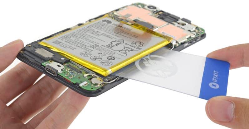 Nexus 6P batterie