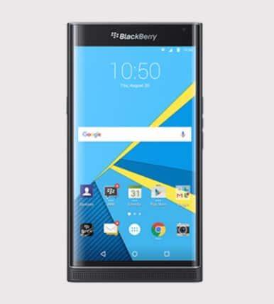 BlackBerry Priv photo