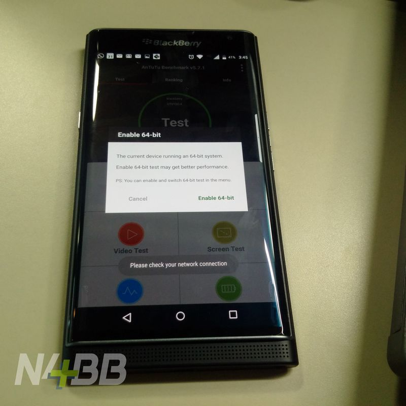BlackBerry Priv 64 Bit