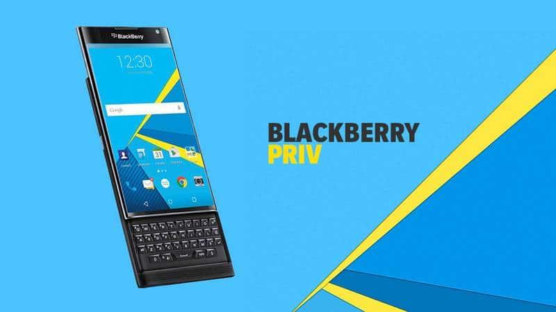 BlackBerry Priv date de sortie prix fiche technique