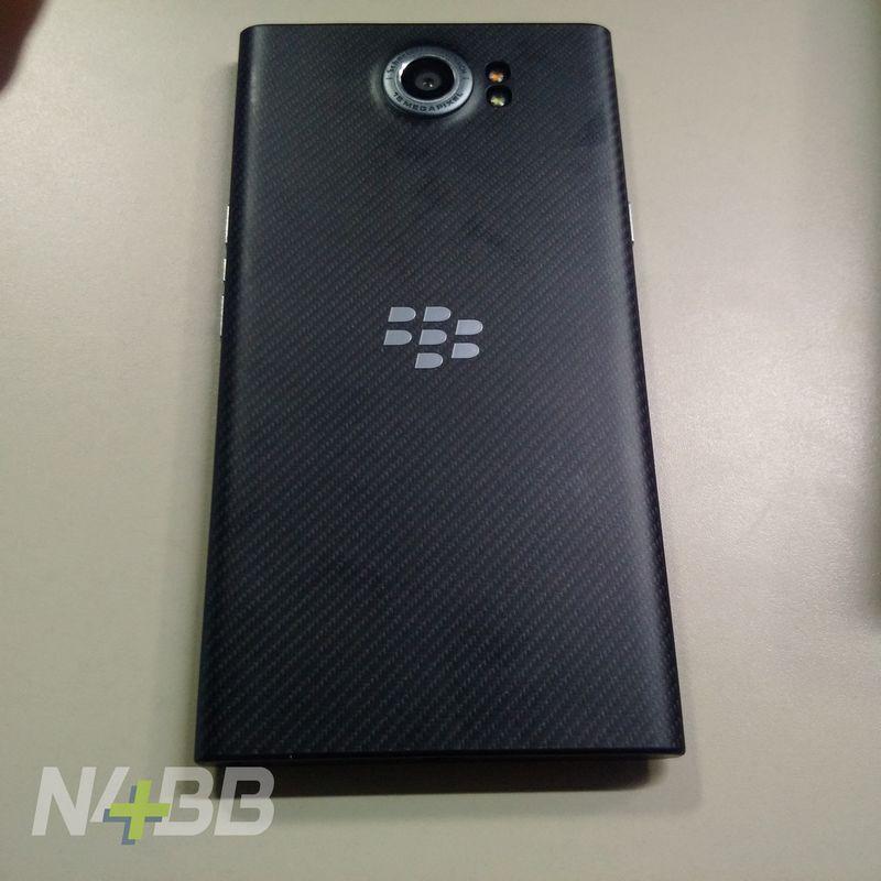 BlackBerry Priv dos