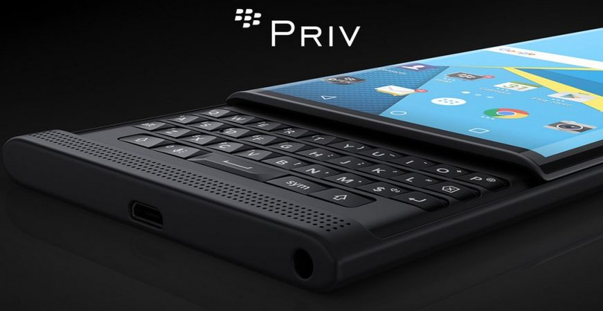 blackberry priv video officielle