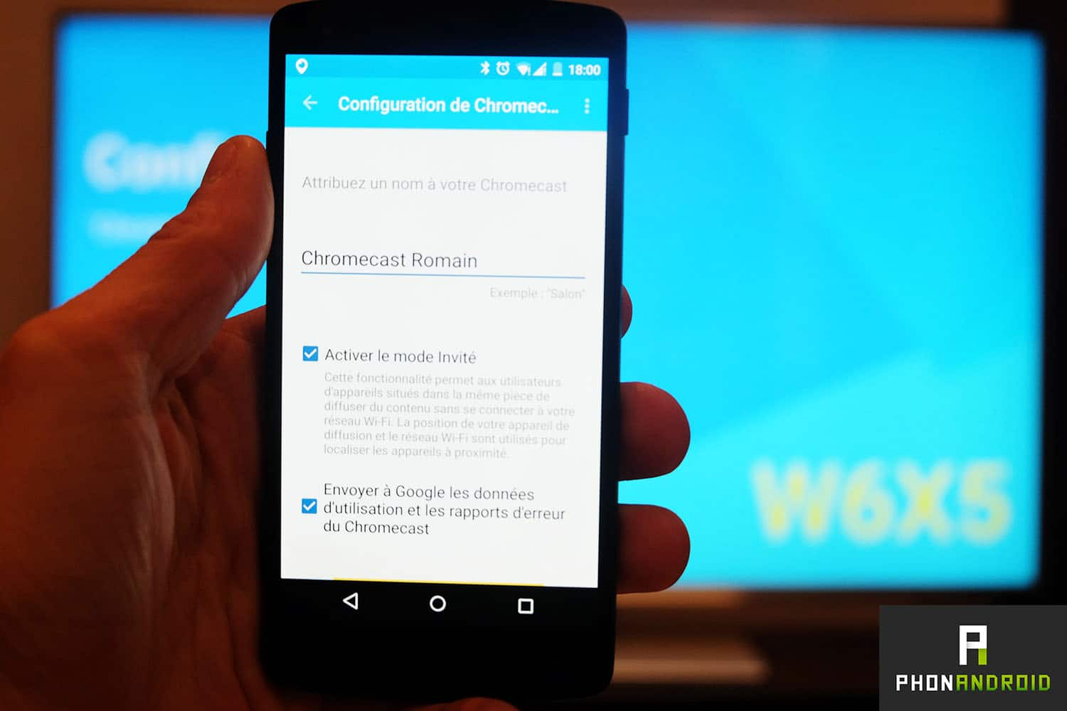 chromecast-2-appairage-wifi-android