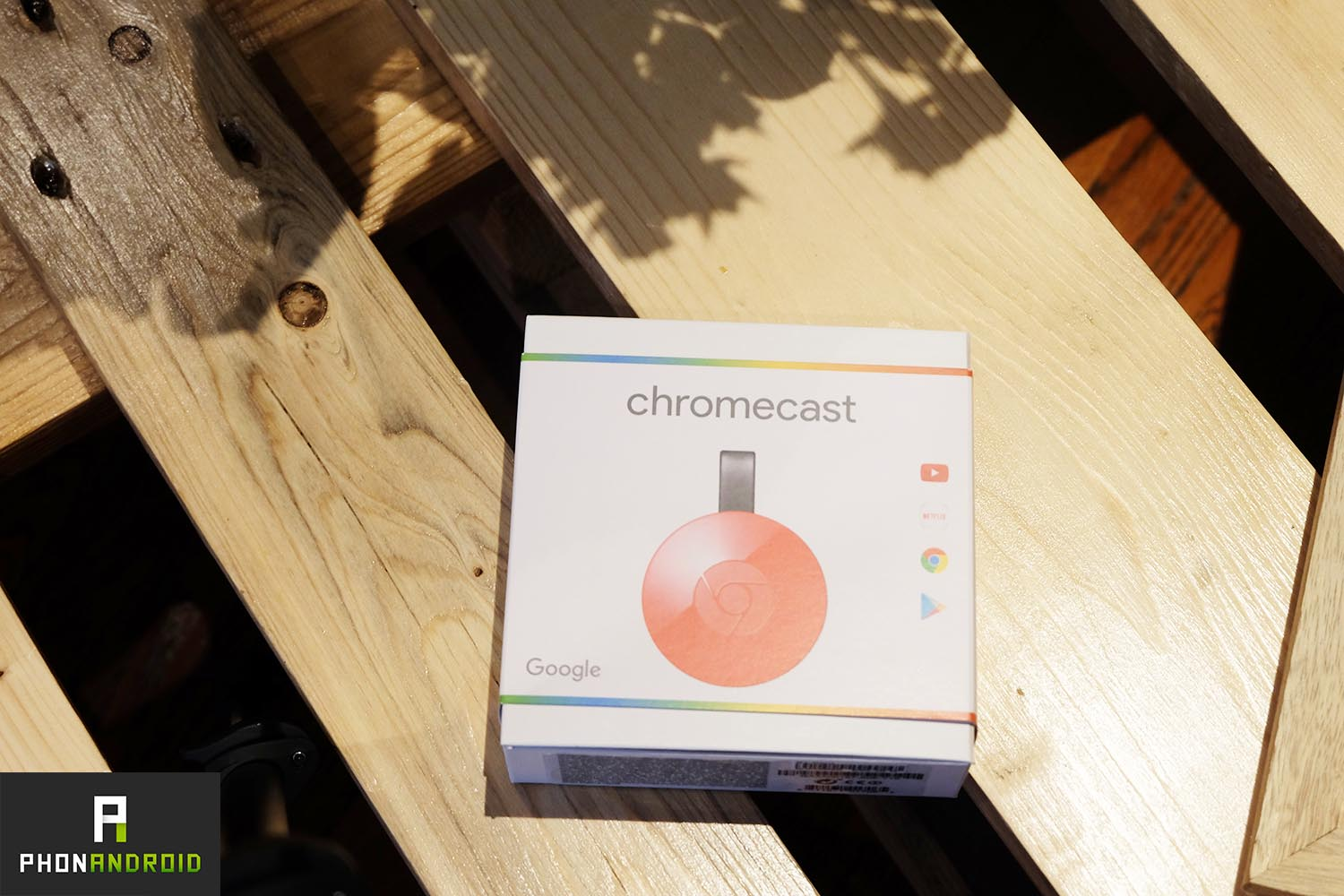 chromecast 2 test