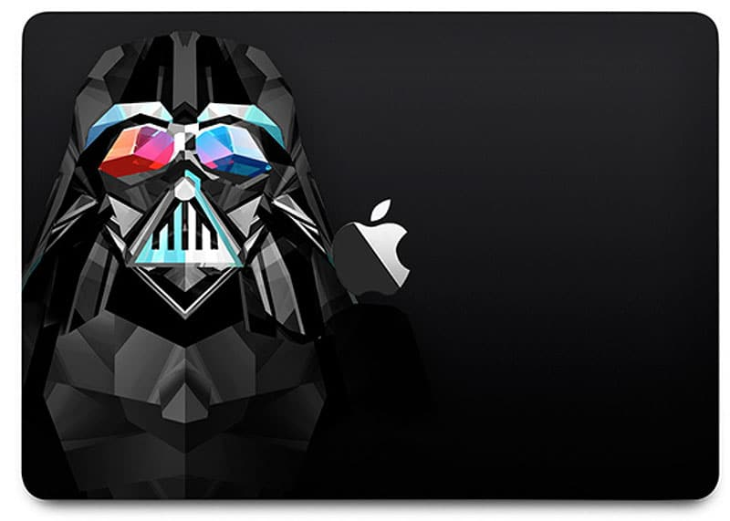 coque star wars macbook