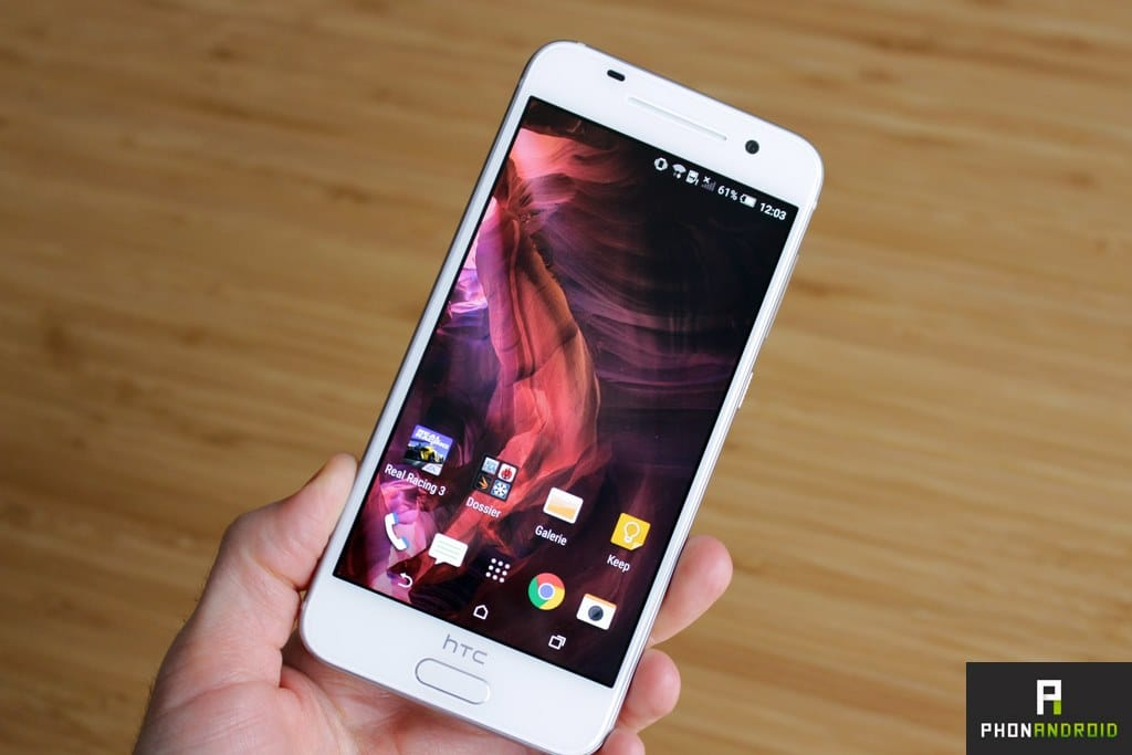 ecran htc one a9