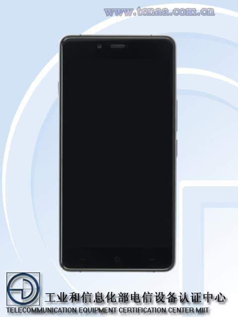 ecran OnePlus X
