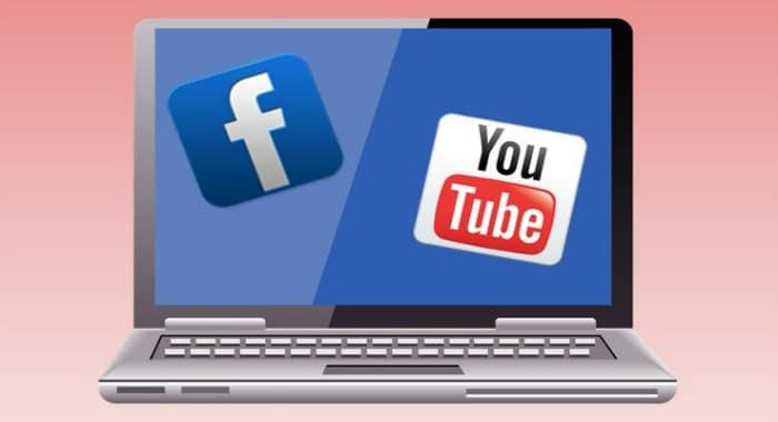 facebook concurrent youtube