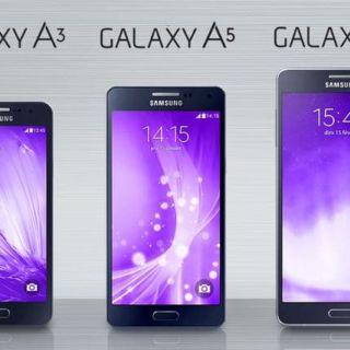galaxy A3 A7