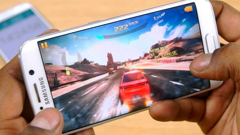 galaxy s6 edge+ gaming tuner