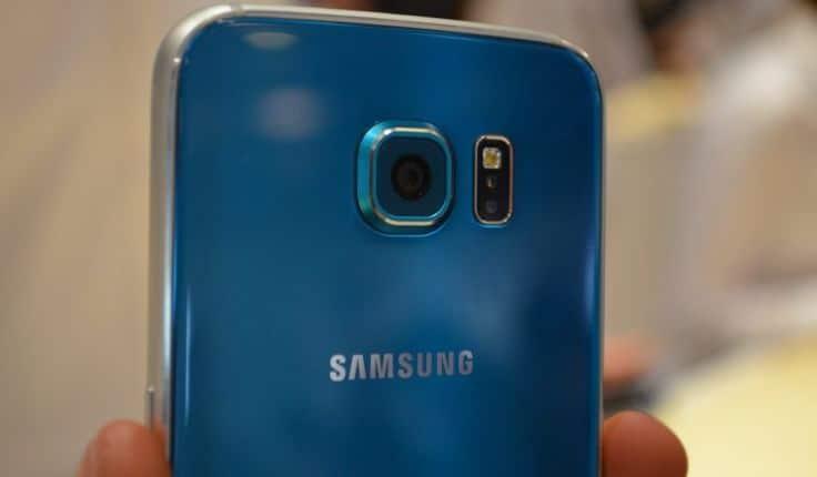 Galaxy S7 double capteur photo