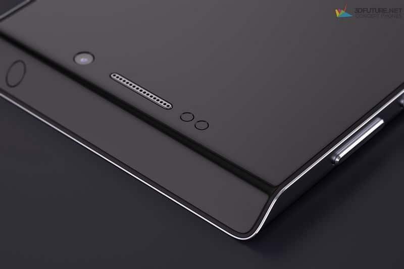 Galaxy S7 Edge ecran incurve