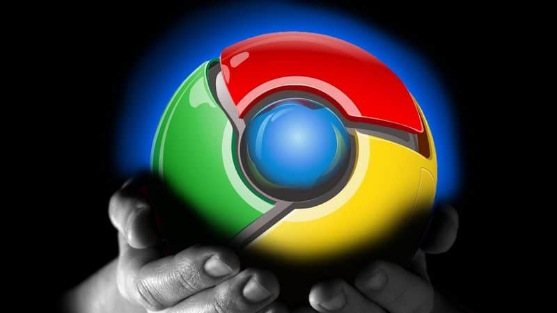 Google Chrome couper son