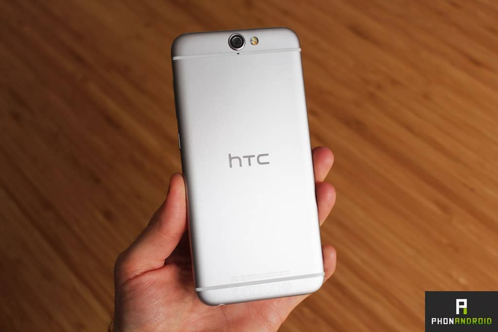 htc one a9 conception