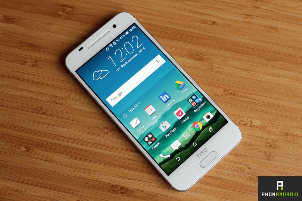 htc one a9 ecran